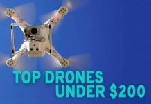 top affordable drones under $200