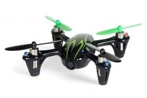 HUBSAN X4 H107C Drone For Kids