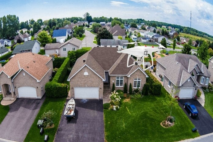 Drone Home Inspection