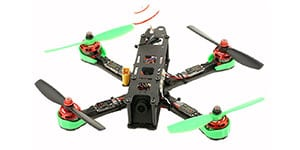 Woafly LHI 220 Quadcopter Kit Racing Drone
