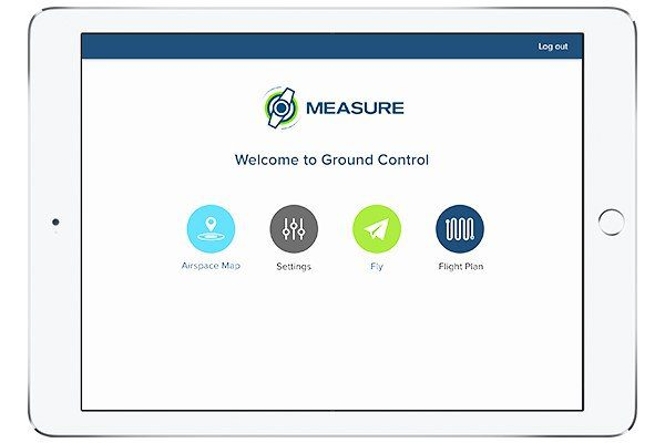 Measure Ground Control Software