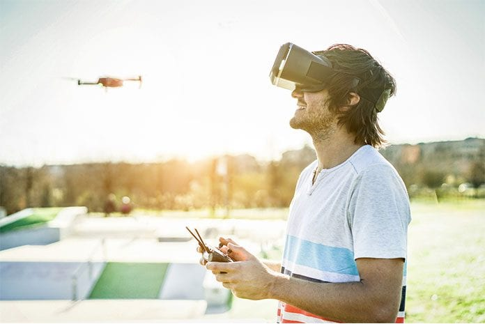 FPV Goggles for Drones