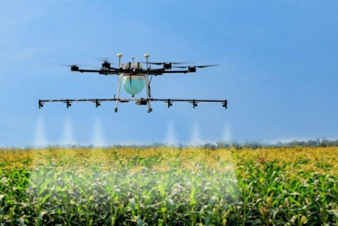 Agriculture drone jobs