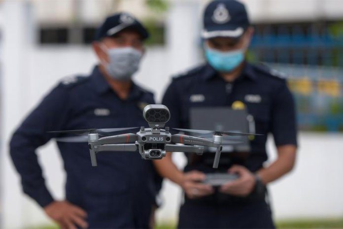 Public safety drone jobs
