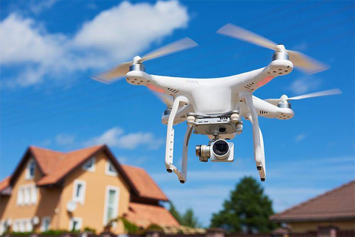 Real estate drone jobs