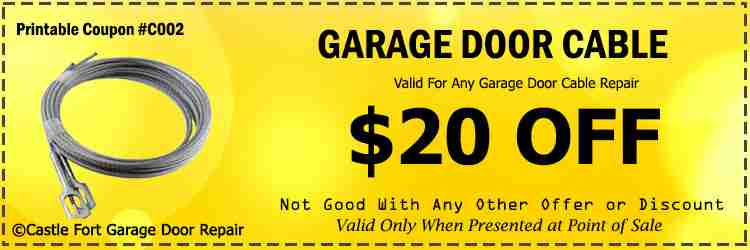 garage door coupons