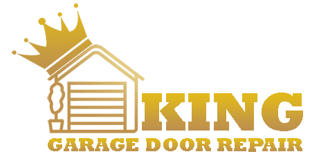 King Garage Door Repair Schaumburg Logo