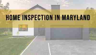 home inspection in maryland